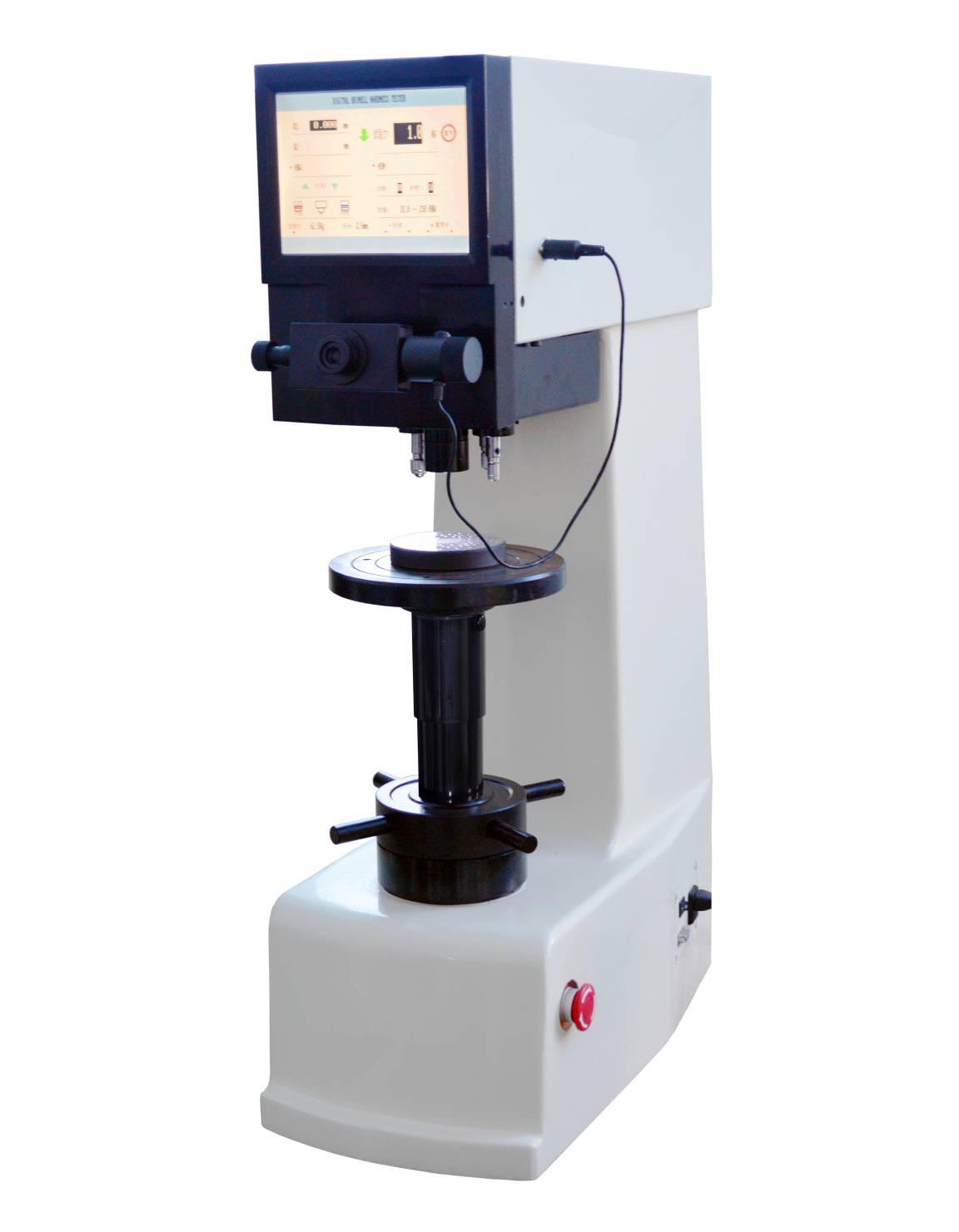 XHB-3000ZII三压头数显布氏硬度计