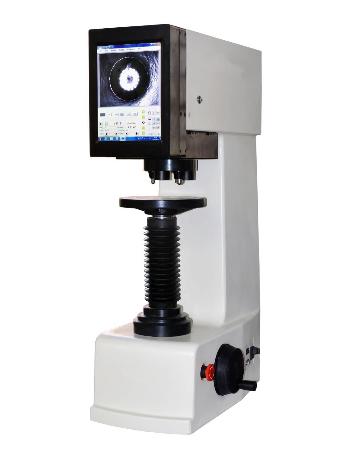 XHBT-3000ZIII全自动三压头数显布氏硬度计