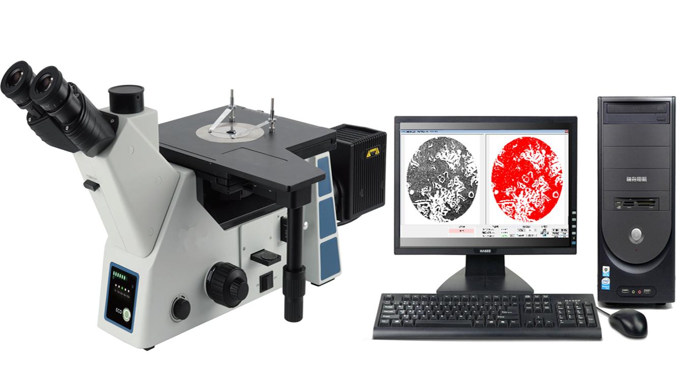 大型倒置金相显微镜HYZX-41MW型